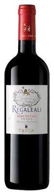 Вино красное сухое «Regaleali Nero d'Avola» 2014 г.