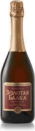 Вино игристое красное полусладкое  «Золотая Балка»