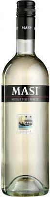 Вино белое сухое «Modello delle Venezie Bianco» 2014 г.
