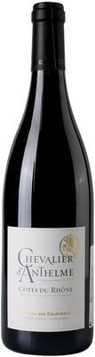 Вино красное сухое «Chevalier d'Anthelme Rouge» 2015 г.