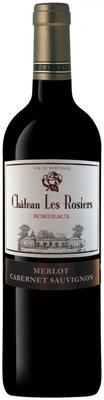 Вино красное сухое «Chateau Les Rosiers» 2014 г.