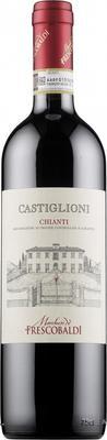 Вино красное сухое «Chianti Castiglioni» 2015 г.