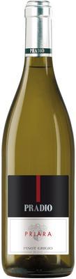 Вино белое сухое «Priara Pinot Grigio» 2015 г.