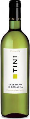 Вино белое сухое «Tini Trebbiano di Romagna» 2015 г.
