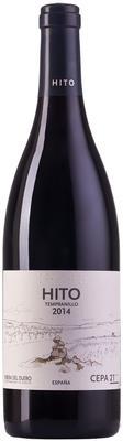 Вино красное сухое «Hito» 2014 г.