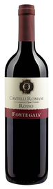 Вино красное сухое «Fontegaia Castelli Romani Rosso» 2014 г.
