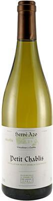 Вино белое сухое «Domaine Herve Azo Petit Chablis» 2015 г.