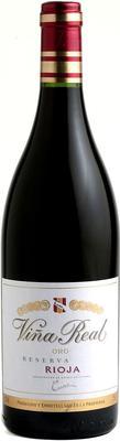 Вино красное сухое выдержанное «Vina Real Reserva» 2009 г.