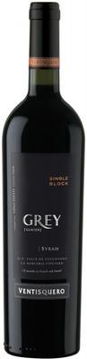 Вино красное сухое «Grey Syrah» 2014 г.