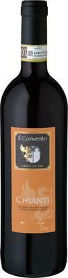 Вино красное сухое «Chianti Il Convento» 2015 г.