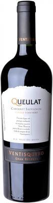 Вино красное сухое «Queulat Gran Reserva Cabernet Sauvignon» 2013 г.