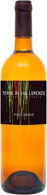 Вино белое сухое «Terre di San Lorenzo Pinot Grigio» 2013 г.