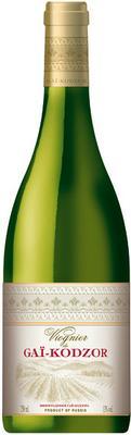 Вино белое сухое «Viognier de Gai-Kodzor»