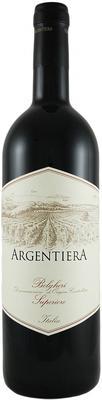 Вино красное сухое «Argentiera, 0.375 л» 2012 г.