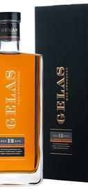 Арманьяк «Gelas Bas Armagnac 12 ans» в подарочной упаковке