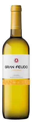 Вино белое сухое «Gran Feudo Chardonnay» 2015 г.