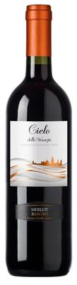 Вино красное полусухое «Merlot & Raboso» 2015 г.