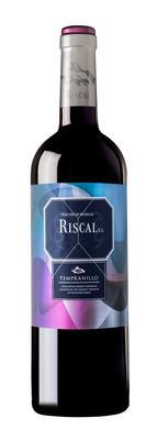 Вино красное сухое «Riscal 1860» 2015 г.