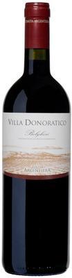 Вино красное сухое «Villa Donoratico, 0.75 л» 2013 г.