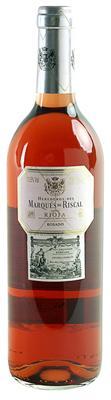 Вино розовое сухое «Marques de Riscal Rosado» 2015 г.