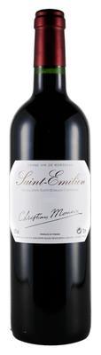 Вино красное сухое «Christian Moueix» 2012 г.