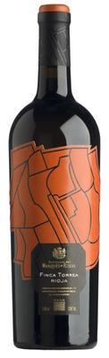 Вино красное сухое «Marques de Riscal Finca Torrea» 2011 г. в подарочной упаковке