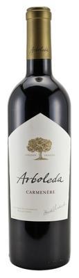 Вино красное сухое «Arboleda Carmenere» 2014 г.