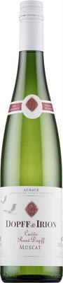 Вино белое полусухое «Muscat Cuvee Rene Dopff» 2014 г.