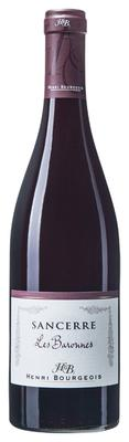 Вино красное сухое «Henri Bourgeois Sancerre Rouge Les Baronnes» 2013 г.