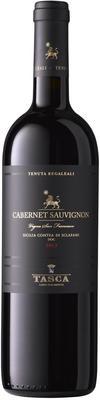 Вино красное сухое «Tasca d'Almerita Cabernet Sauvignon» 2013 г.