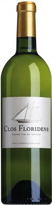 Вино белое сухое «Clos Floridene Graves» 2012 г.