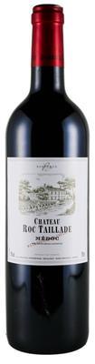 Вино красное сухое «Chateau Roc Taillade Medoc» 2012 г.