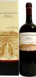 Вино красное сухое «Villa Donoratico» 2013 г., в подарочной упаковке