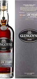 Виски шотландский «Glengoyne 25 Years Old» в подарочной упаковке