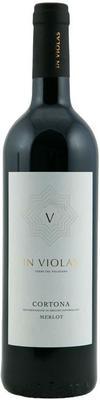 Вино красное сухое «In Violas» 2012 г.