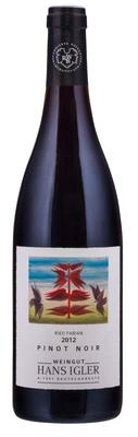 Вино красное сухое «Pinot Noir Ried Fabian» 2012 г.