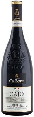 Вино красное полусухое «Amarone della Valpolicella Tenuta Cajo, 0.75 л» 2012 г.