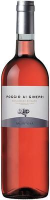 Вино розовое сухое «Poggio ai Ginepri» 2015 г.