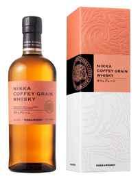 Виски японский «Nikka Coffey Grain» в подарочной упаковке