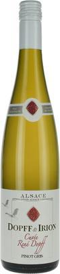 Вино белое полусухое «Pinot Gris Cuvee Rene Dopff» 2013 г.