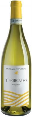 Вино белое сухое «Timorgasso Monferrato Bianco» 2012 г.