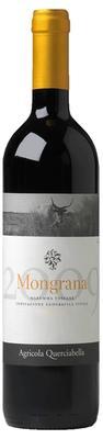 Вино красное сухое «Mongrana» 2012 г.