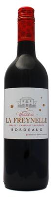 Вино красное сухое «Chateau La Freynelle Bordeaux» 2014 г.