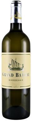 Вино белое сухое «Grand Bateau» 2015 г.