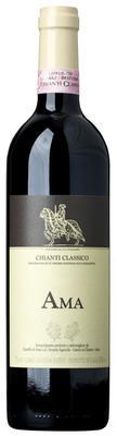 Вино красное сухое «Ama Chianti Classico, 0.75 л» 2014 г.