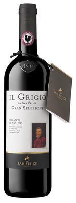 Вино красное сухое «Il Grigio Gran Selezione Chianti Classico» 2013 г.