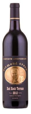 Вино красное сухое «Red Rock Terrace, 0.75 л» 2012 г.