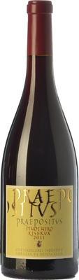Вино красное сухое «Praepositus Pinot Nero Riserva Abbazia di Novacella» 2012 г.