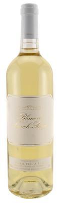 Вино белое сухое «Blanc de Lynch-Bages» 2012 г.