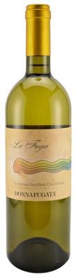 Вино белое сухое «La Fuga Chardonnay» 2015 г.